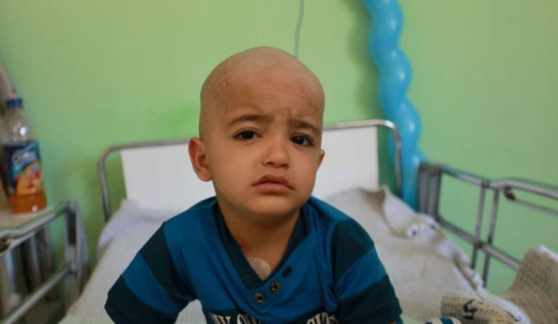 Gaza Without Cancer Medicine as Haley Blames Arabs for