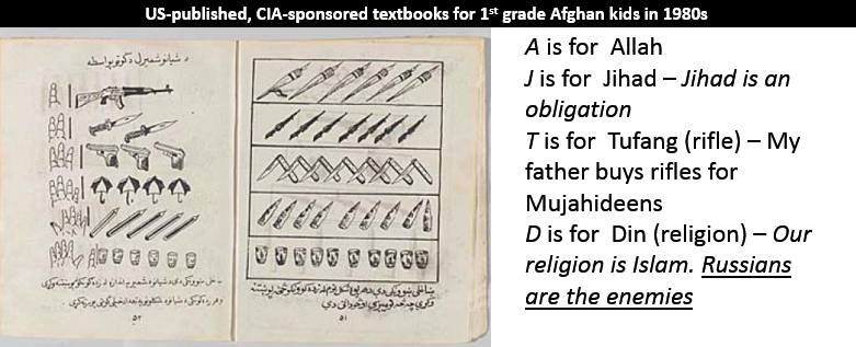 Afghan-textbooks