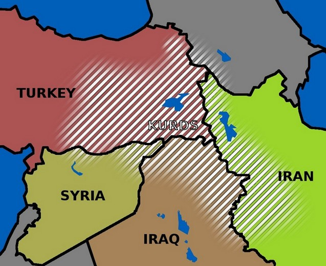 Kurds Kurdistan